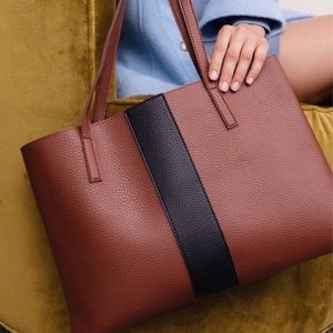 Vince Camuto | Luck Red Desert Tote